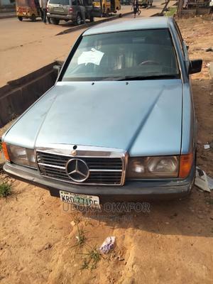 Mercedes-Benz 190E 1999 Blue | Cars for sale in Enugu State, Enugu