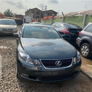 Lexus GS 2006 300 Automatic Gray | Cars for sale in Lagos State, Ogba