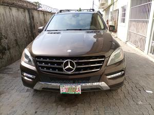 Mercedes-Benz M Class 2015 Brown | Cars for sale in Lagos State, Lekki