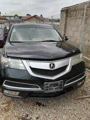 Acura MDX 2012 Black   Cars for sale in Lagos State, Ojodu