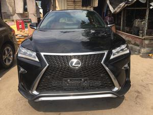 Lexus RX 2018 350 F Sport AWD Black   Cars for sale in Lagos State, Apapa