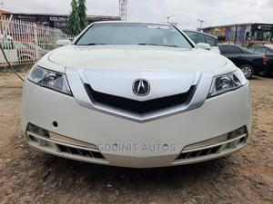 Acura TL 2010 SH-AWD White   Cars for sale in Lagos State, Ojodu