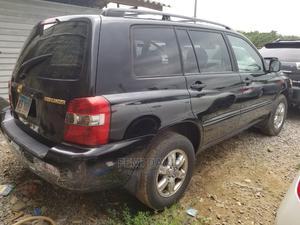Toyota Highlander 2005 V6 Black | Cars for sale in Lagos State, Magodo