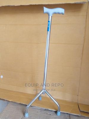 Tripod Walking Stick | Medical Supplies & Equipment for sale in Edo State, Benin City
