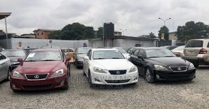Lexus IS 2007 White | Cars for sale in Lagos State, Yaba