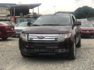 Ford Edge 2010 Brown   Cars for sale in Lagos State, Yaba