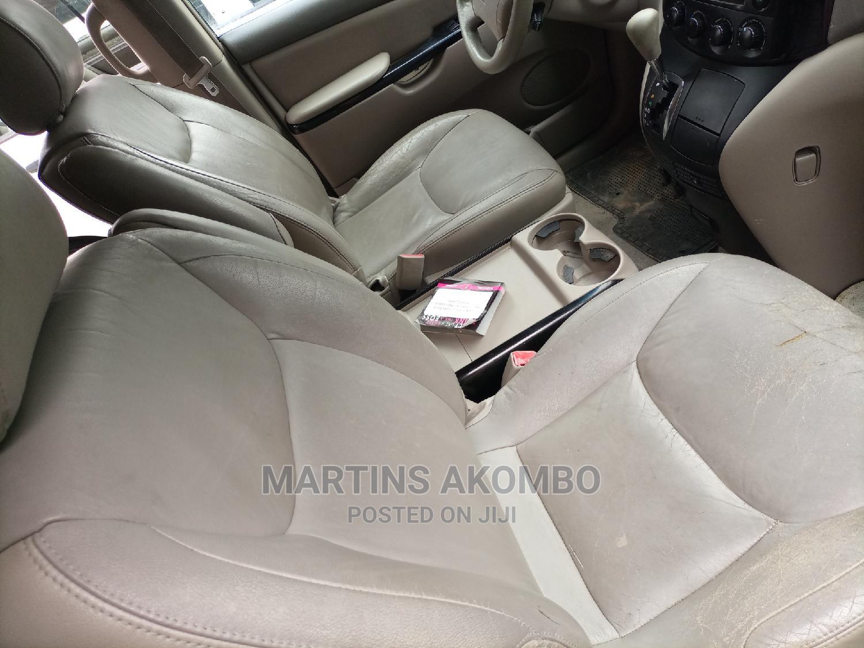 Toyota Sienna 2005 White | Cars for sale in Garki 2, Abuja (FCT) State, Nigeria