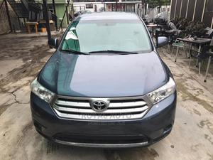 Toyota Highlander 2013 Gray   Cars for sale in Lagos State, Ogba