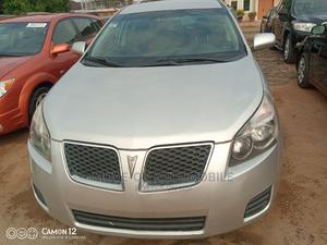Pontiac Vibe 2008 Silver | Cars for sale in Lagos State, Amuwo-Odofin