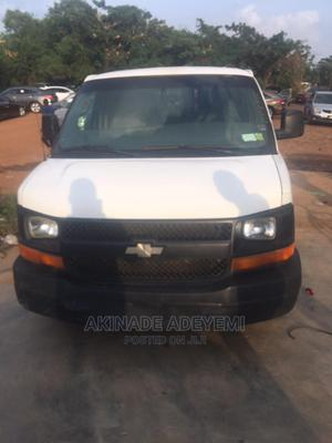 Chevrolet Express 2005 Cargo Van G3500 Extended White   Cars for sale in Oyo State, Ibadan