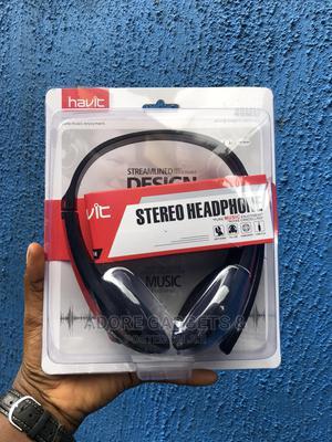 Havit Stereo Headphone   Headphones for sale in Lagos State, Ikeja