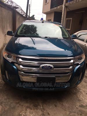 Ford Edge 2011 SE 4dr FWD (3.5L 6cyl 6A) Green | Cars for sale in Lagos State, Abule Egba