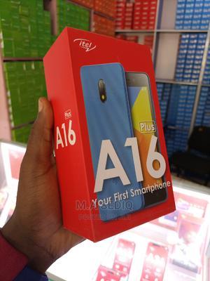 New Itel A16 Plus 8 GB Black | Mobile Phones for sale in Kaduna State, Kaduna / Kaduna State
