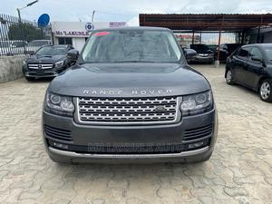 Land Rover Range Rover Vogue 2017 Gray | Cars for sale in Lagos State, Lekki
