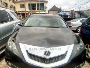 Acura ZDX 2010 Base AWD Black | Cars for sale in Lagos State, Ikeja