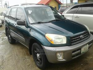 Toyota RAV4 2003 Automatic Green | Cars for sale in Lagos State, Ifako-Ijaiye