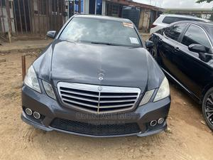 Mercedes-Benz E350 2010 Gray | Cars for sale in Lagos State, Ikotun/Igando