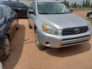 Toyota RAV4 2008 2.0 VVT-i Silver | Cars for sale in Lagos State, Abule Egba