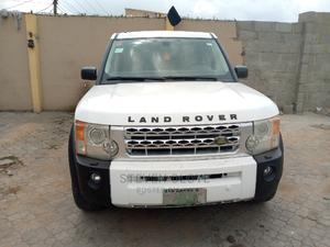 Land Rover LR3 2005 White | Cars for sale in Lagos State, Ikeja