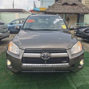 Toyota RAV4 2010 3.5 Limited 4x4 Brown   Cars for sale in Lagos State, Ilupeju