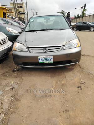 Honda Civic 2002 Gray | Cars for sale in Lagos State, Ikeja