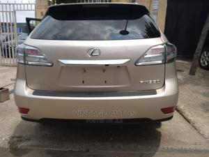 Lexus RX 2011 350 Gold | Cars for sale in Lagos State, Ikeja
