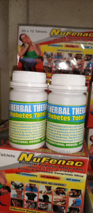 Ekwesi Herbal Therapy for Diabetes. | Vitamins & Supplements for sale in Lagos State, Amuwo-Odofin