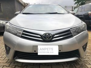 Toyota Corolla 2014 Silver   Cars for sale in Lagos State, Ikeja