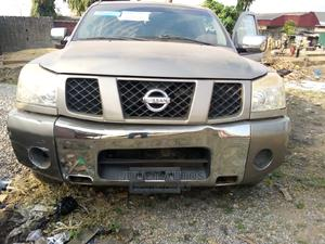 Nissan Armada 2008 Gray | Cars for sale in Lagos State, Ikeja