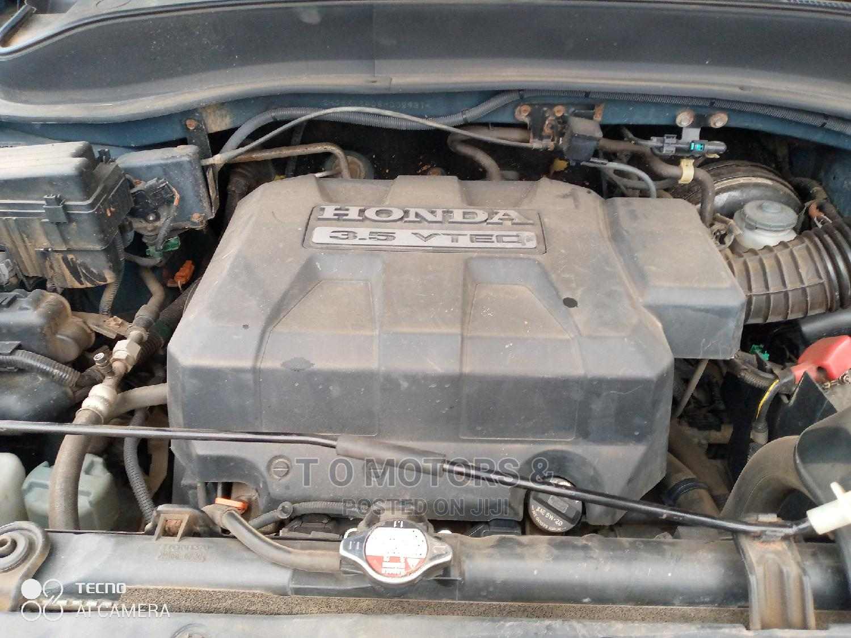Archive: Honda Ridgeline 2008 RT Green