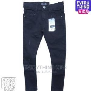 Kids Skinny Jeans-Black | Children's Clothing for sale in Lagos State, Ikeja