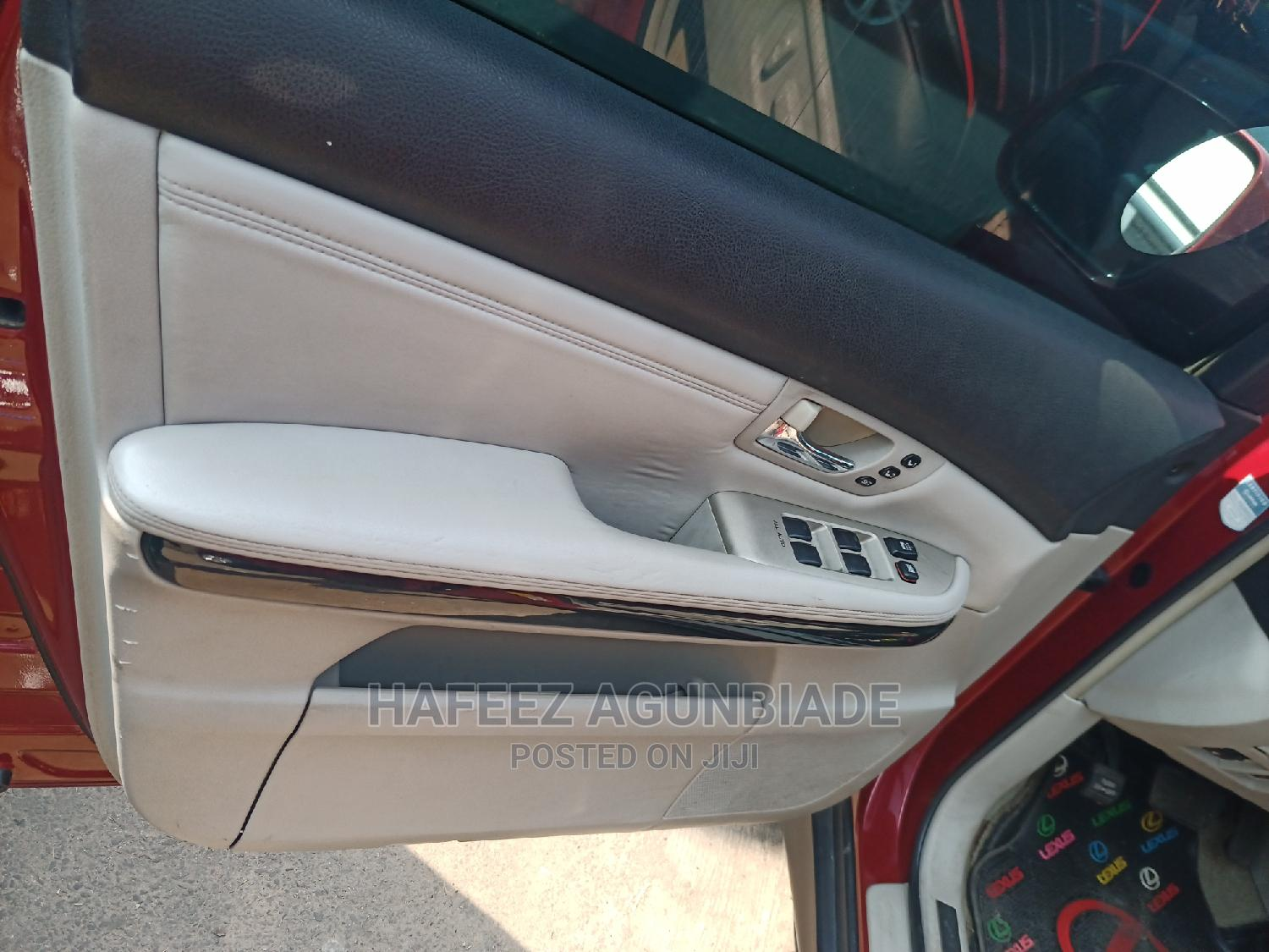 Lexus RX 2009 350 AWD Red | Cars for sale in Surulere, Lagos State, Nigeria