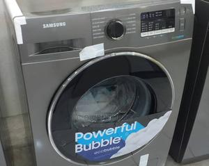 Samsung 7kg Front Loader Automatic Washing Machine   Home Appliances for sale in Lagos State, Ikeja