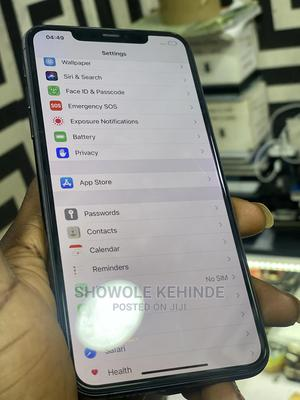 Apple iPhone 11 Pro Max 64 GB Black   Mobile Phones for sale in Lagos State, Ikeja