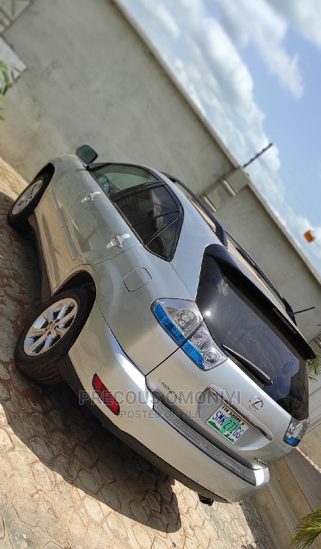 Archive: Lexus RX 2009 350 AWD Silver