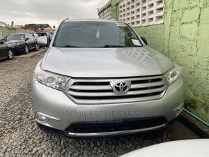 Toyota Highlander 2012 SE Silver | Cars for sale in Lagos State, Agege