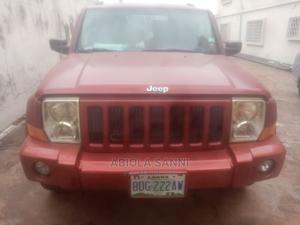 Jeep Commander 2006 Limited Red   Cars for sale in Oyo State, Ibadan