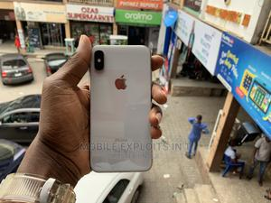 Apple iPhone X 256 GB White   Mobile Phones for sale in Abuja (FCT) State, Wuse 2