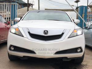 Acura ZDX 2013 Base AWD White | Cars for sale in Lagos State, Ikeja