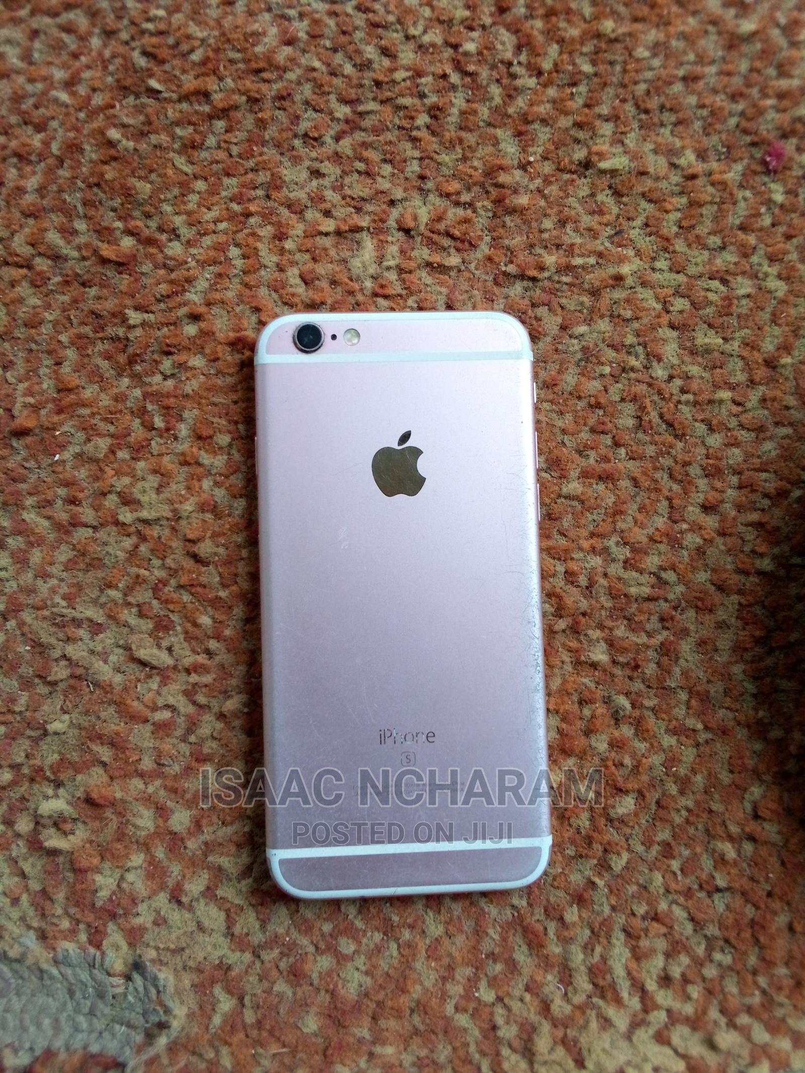Apple iPhone 6s 16 GB Silver | Mobile Phones for sale in Uyo, Akwa Ibom State, Nigeria