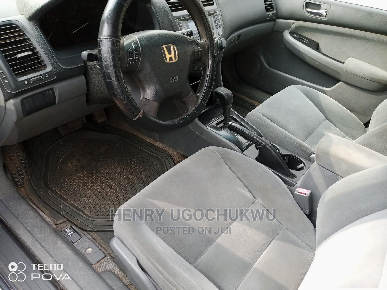 Archive: Honda Accord 2007 Blue