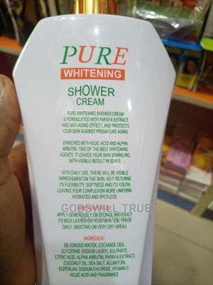 Pure Whitening Shower Gel   Bath & Body for sale in Abuja (FCT) State, Wuse