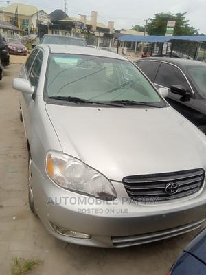 Toyota Corolla 2004 LE Silver | Cars for sale in Lagos State, Victoria Island