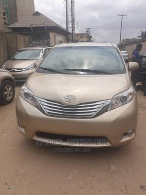 Toyota Sienna 2010 Limited 7 Passenger Gold   Cars for sale in Lagos State, Isolo