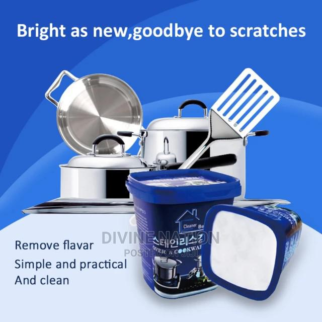 Powerful Stainless Steel Cookware Cleaning Paste | Kitchen & Dining for sale in Lagos Island (Eko), Lagos State, Nigeria