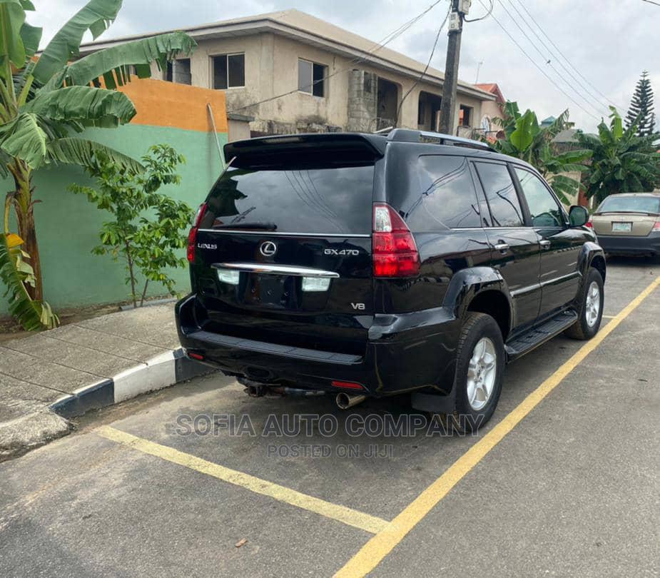 Lexus GX 2009 470 Black   Cars for sale in Magodo, Lagos State, Nigeria