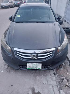 Honda Accord 2011 Gray   Cars for sale in Lagos State, Surulere