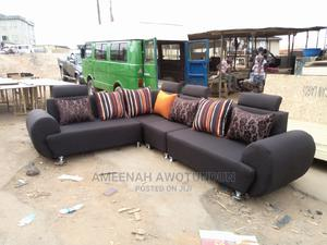 L- Shaped Sofa   Furniture for sale in Lagos State, Ikeja