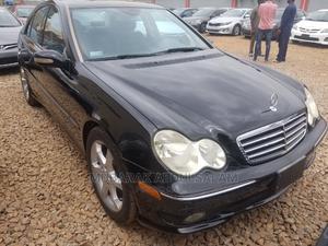 Mercedes-Benz C230 2005 Black | Cars for sale in Kaduna State, Kaduna / Kaduna State