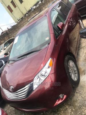 Toyota Sienna 2016 Red   Cars for sale in Lagos State, Ikeja